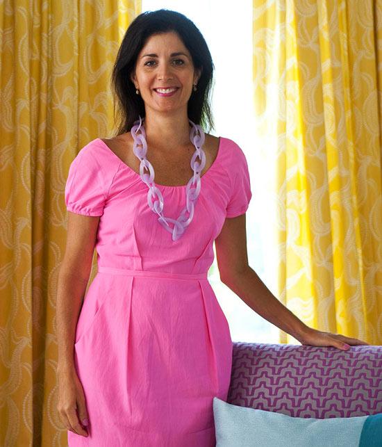 Eileen Kathryn Boyd Designer for Duralee
