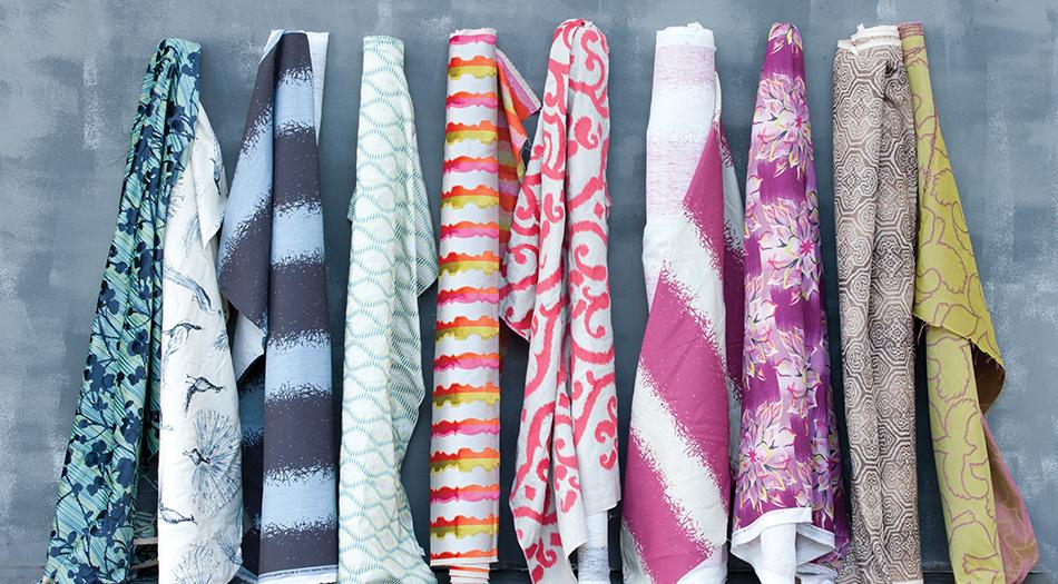 Highland Court Fabric image