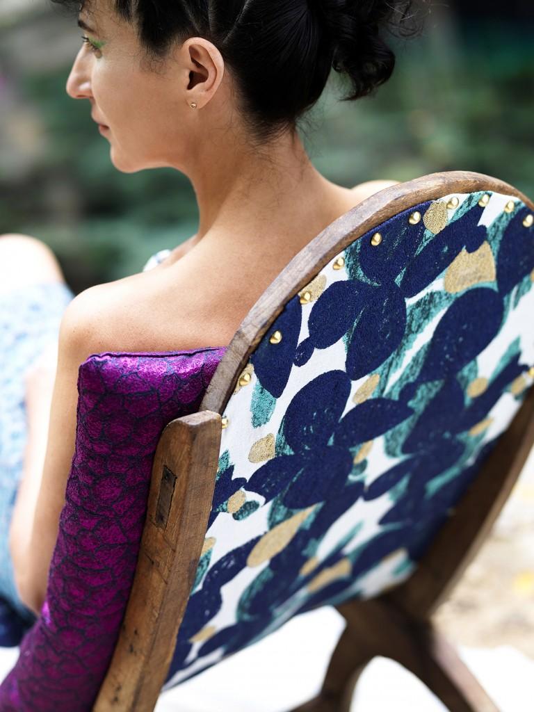 Designer Drapery Fabric from Duralee