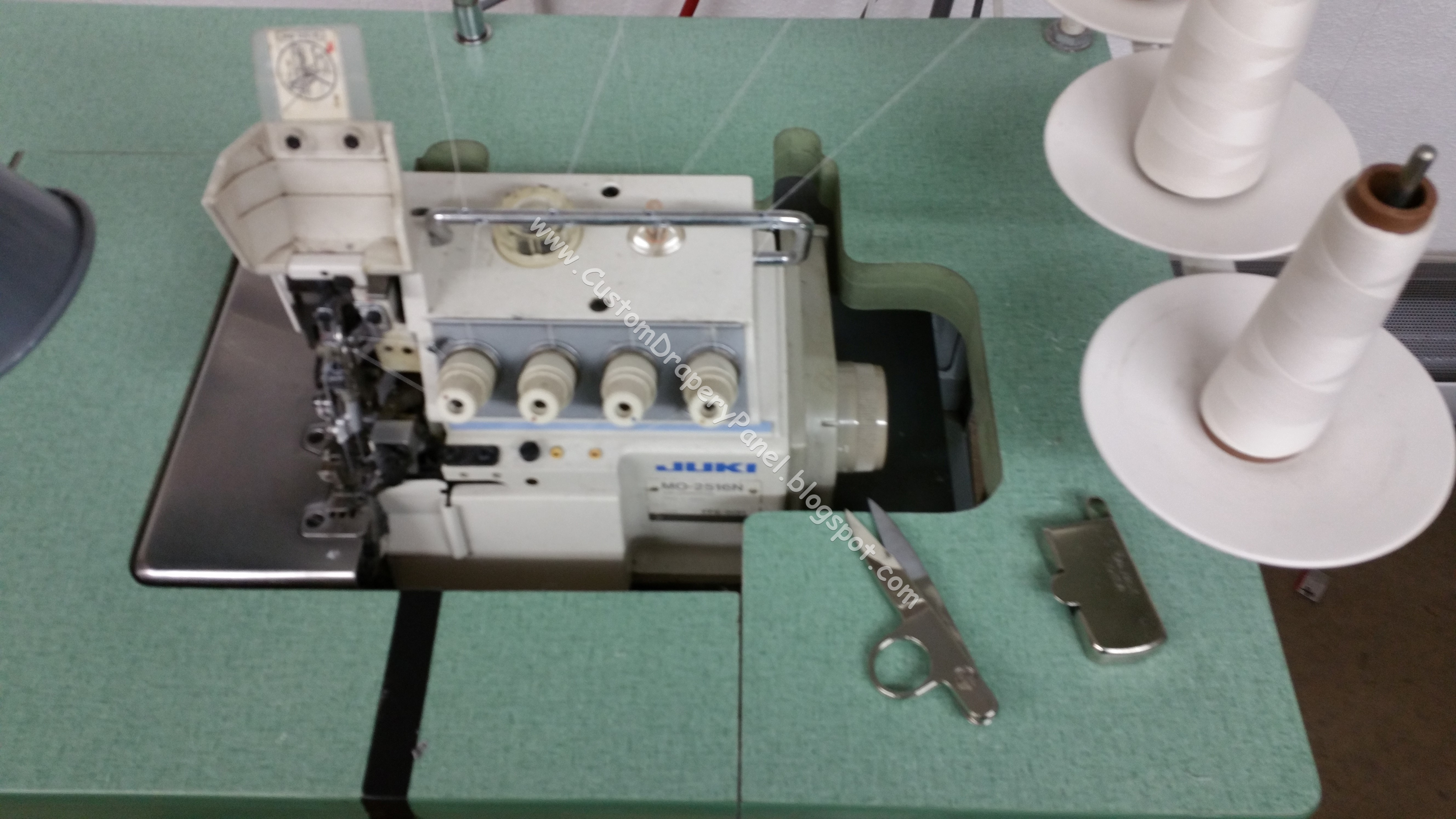 Image of Full service Designer Workroom Industrial Sewing machine